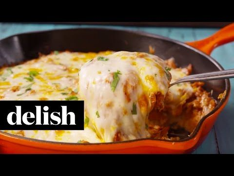 Best Chicken Tamale Pie - How to Make Chicken Tamale Pie Me: Add eggs, more sauce and chips on top for chiliquile style breakfast. Yum!