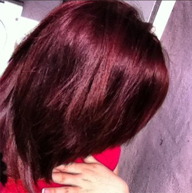 deep red hair color, Keune 5.6   You Gotta Keep Your Head ...
