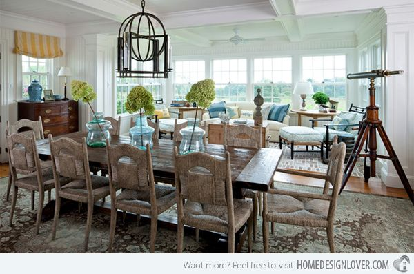 best 25 beach dining room ideas on pinterest beach house interiors florida room decor and. Black Bedroom Furniture Sets. Home Design Ideas