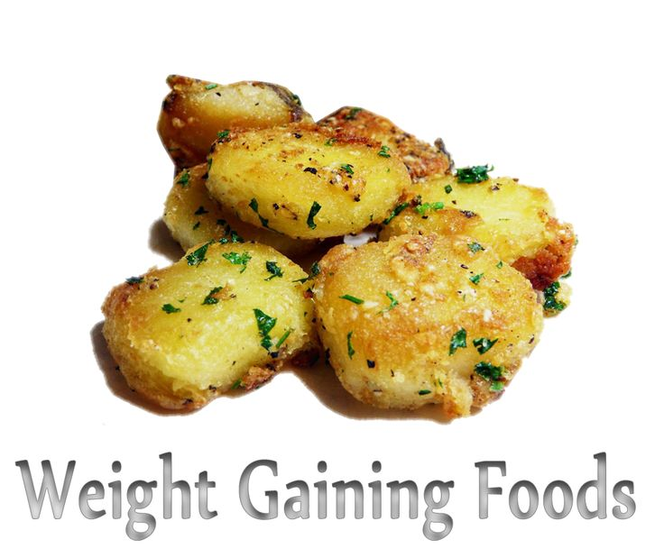 Vegetables to gain weight: potatoes are magic vegetables!