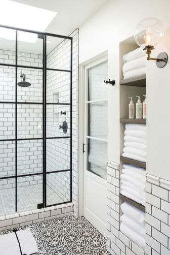 70 cool bathroom storage shelves organization ideas bath rh pinterest com