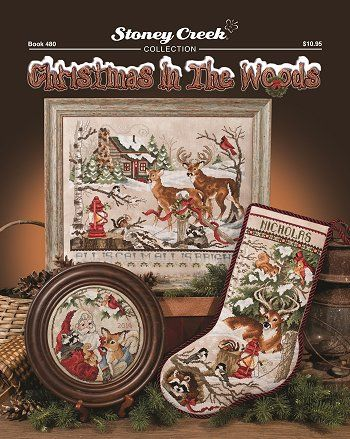 Book 480 Christmas in the Woods – Stoney Creek Online Store