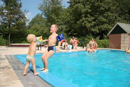 Camping D'n Eversman in Neede met dieren en mooi zwembad