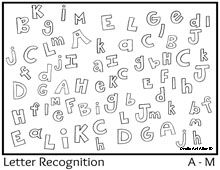 Worksheets Letter Identification Worksheets 1000 images about abcs letters sounds on pinterest boom alphabet and letter sounds