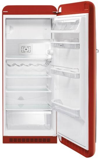 冷凍冷蔵庫 FAB28R 200V - 【SMEG SHOP】 スメッグショップ:ワールドワイドなイタリアン家電メーカーのSMEG製品ショップ