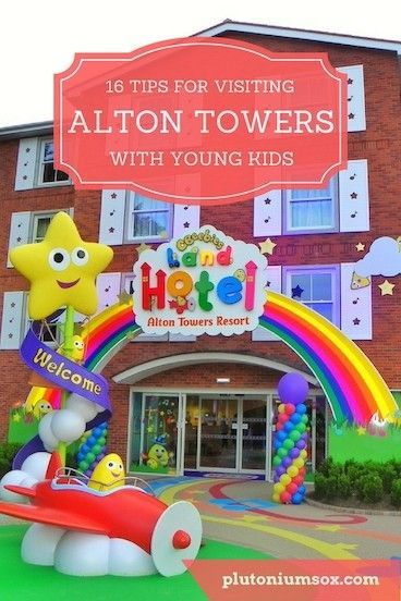 Alton Towers Theme Park | Alton Towers is one of the leading theme parks in the United Kingdom. It is located in Staffordshire in the Midlands. When you think of a theme park, it is easy to assume it's all rollercoasters and scary rides. But actually, Alt
