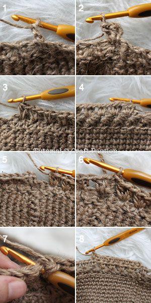 Star Stitch Tote - Free Crochet Pattern