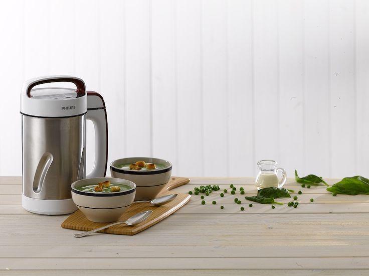Conocé nuestra SoupMaker: Prepará sopas, licuados y compotas en 20 minutos!