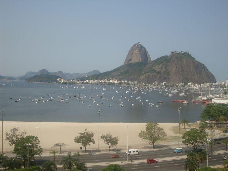 Enseada de Botafogo, Rio de Janeiro/RJ - Brasil
