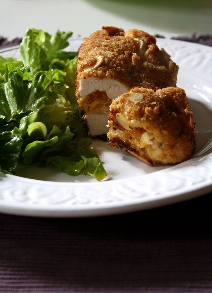 - VANIGLIA - storie di cucina: pollo croccante alle mandorle