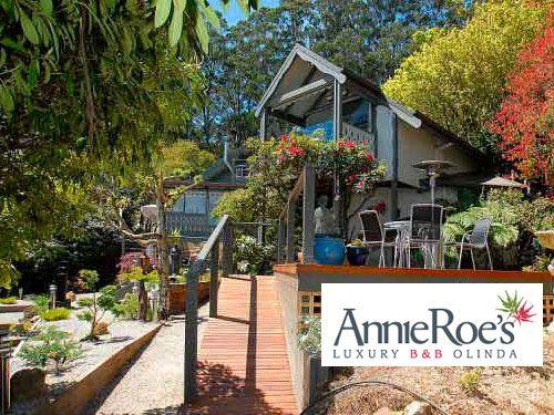 Annie Roe's Luxury Bed & Breakfast, 4 Monash Avenue, Olinda, Victoria, Australia, 3788