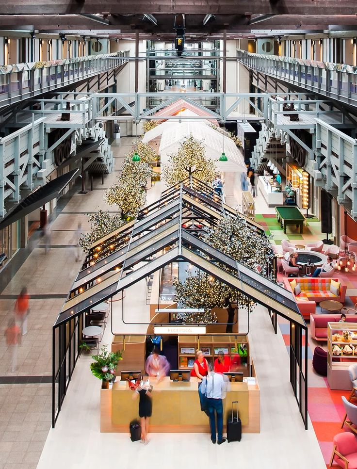 Hassell reinvigorates sydneys ovolo hotel with dynamic