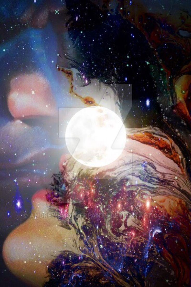 Moonlight kiss  by AndrewSmolderpants on @DeviantArt
