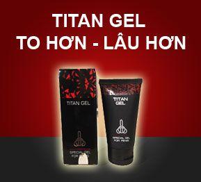 Gel TiTan Nga - Shop Bao Cao Su Vũng Tàu - Bao Cao Su - Gel Bôi Trơn - Thuốc Kéo Dài Quan Hệ