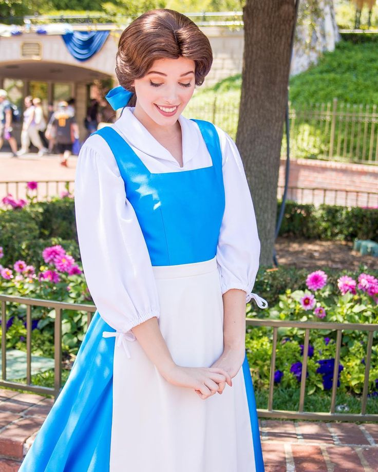 The 25  best Belle blue dress ideas on Pinterest | Status que ...