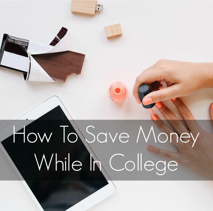 How To Save Money While In College   alyssajfreitas.blogspot.com