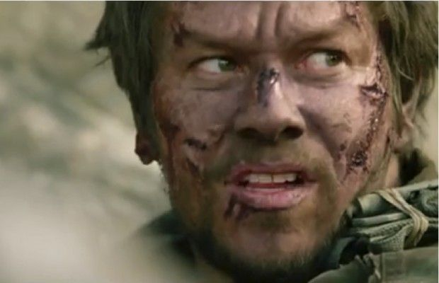 First look: Mark Wahlberg stars as Marcus Luttrell in 'Lone Survivor' film….. LOVE THIS GUY!