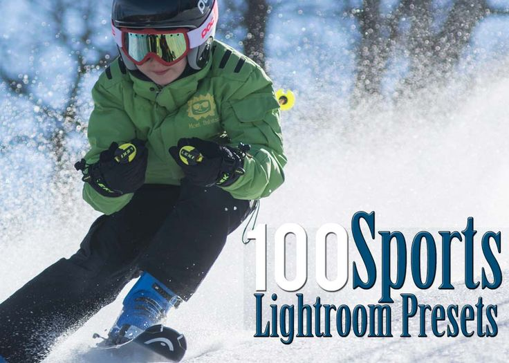 100+ Sports Effect Lightroom Presets