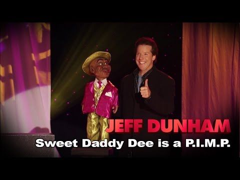 """Sweet Daddy Dee is a P.I.M.P.: Playa in a Management Profession"" 