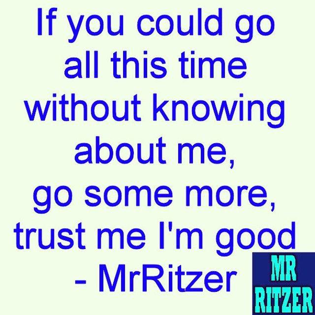 #MrRitzer