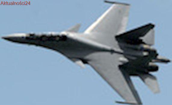 Chińskie myśliwce przechwyciły amerykański samolot