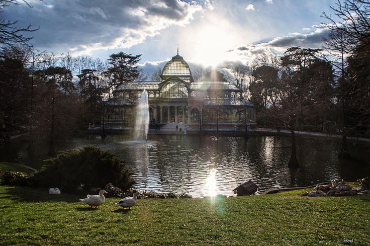 Palacio de Cristal by Emilio Cabida on 500px