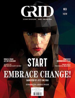 GRID Graphic & Industrial Design - Magazin - epagee.com