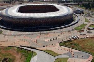 Soccer City - -Gauteng