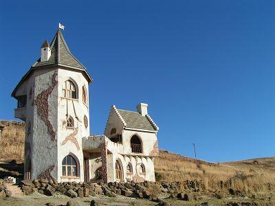 The Castle in Clarens. © Castle in Clarens
