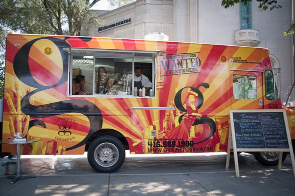 In Food Truck News March 27, 2013 ---> Gourmet Gringos to open a restaurant space at 1384 Bathurst Street near St. Clair