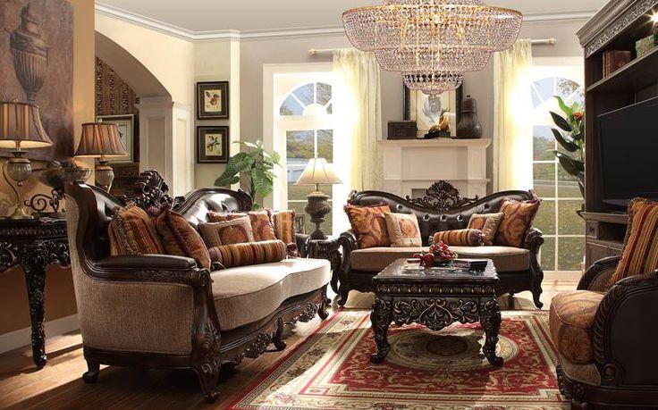 Westover Formal Living Room Set