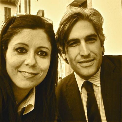 """Laura e Alessandro creano #Tabbid. Tab"""" significa lista, """"bid"""" vuol dire offerta, ovvero lista delle offerte, il social dei lavoretti.  Scoprilo anche tu! #job #LessIsSexy"""