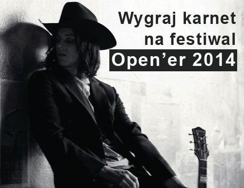 Wygraj karnet na festiwal Open'er 2014. http://klub.fm/2014/05/wygraj-karnet-festiwal-opener-2014/