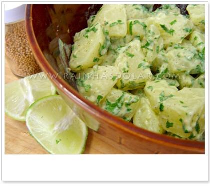 Salada de Batata: Brazilian Recipes