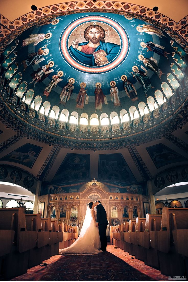 St. Georges Orthodox Church wedding                                                                                                                                                                                 More