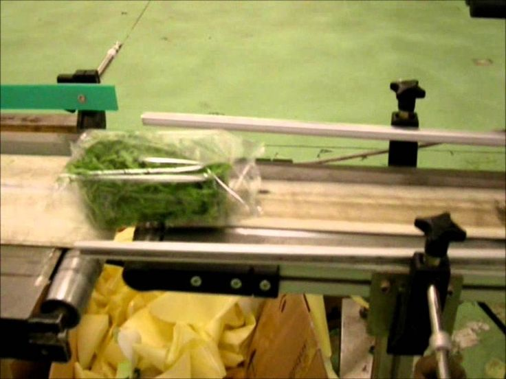 packaging of  rucola - YouTube
