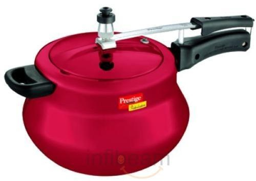 The prestige pressure cooker is for the traditional way of cooking food fast. Prestige cooker formulate cooking inexpensive produce better and healthier food. Infibeam.com has exclusive range of best prestige pressure cookers at lowest price and international shipping options.