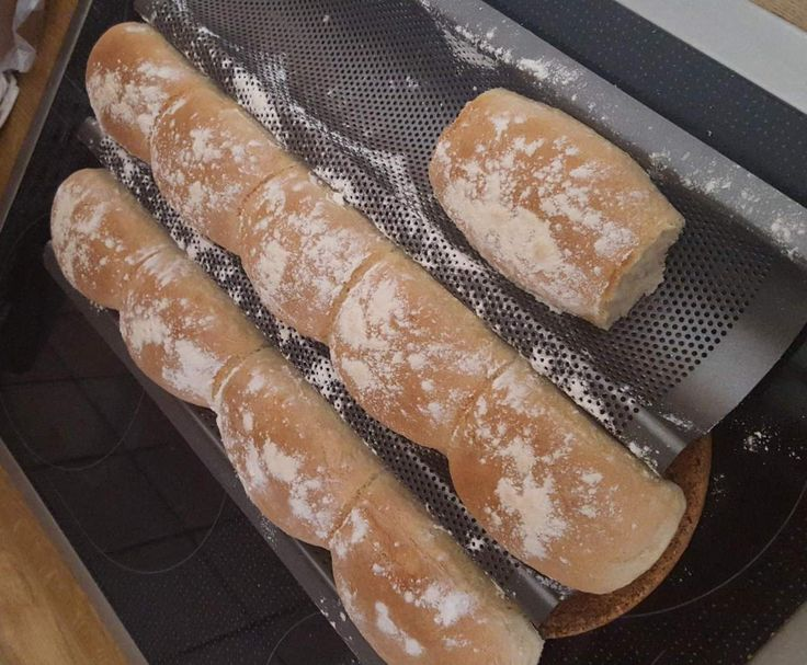 Rezept Luftige Joghurtbrötchen von Katthi72 - Rezept der Kategorie Brot & Brötchen