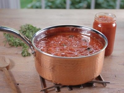 Marinara Sauce - Simply Laura