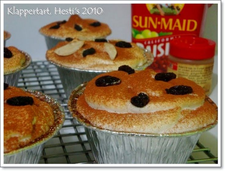 HESTI'S KITCHEN : yummy for your tummy: Klappertaart