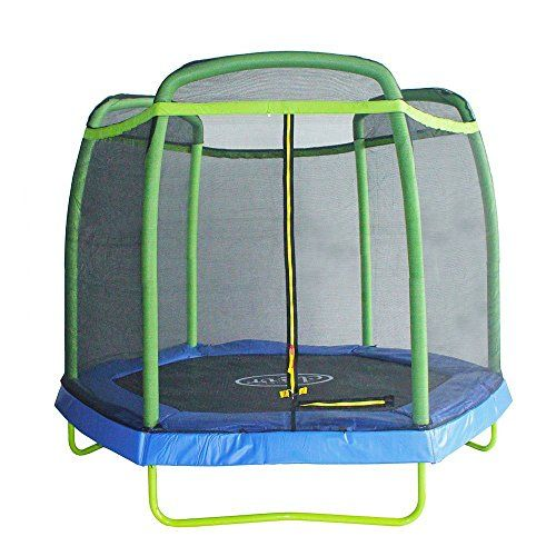 New Clevr 7FT Trampoline Bounce Jump Safety Enclosure Net... https://www.amazon.com/dp/B01N5IH3MS/ref=cm_sw_r_pi_dp_x_wC6Eyb7MWH9D6
