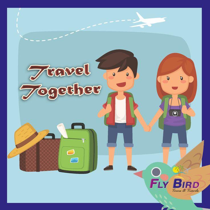 Travel Together! #travel #flybird
