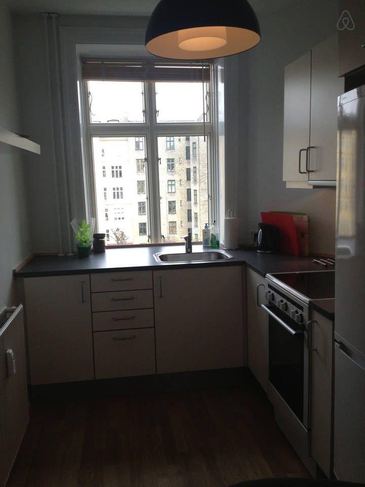 Apartment at central Nørrebro