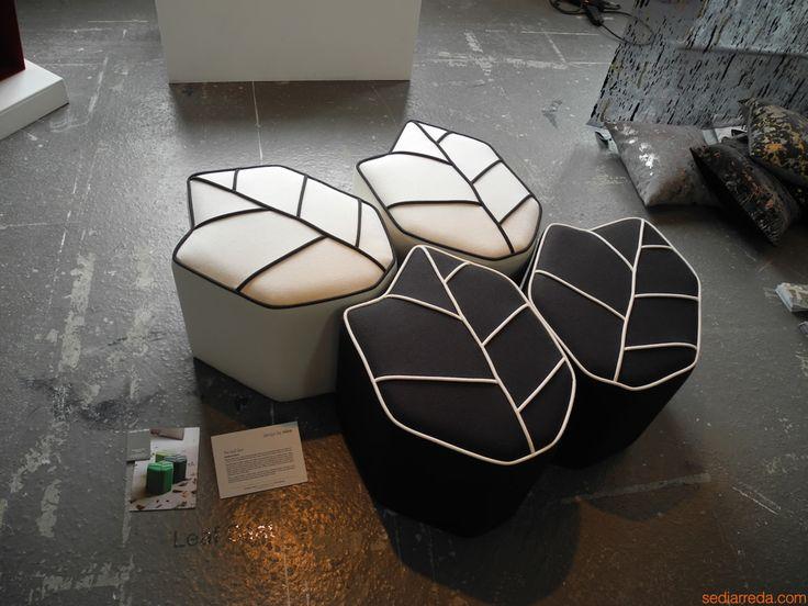 Leaf Seat designed by Nico