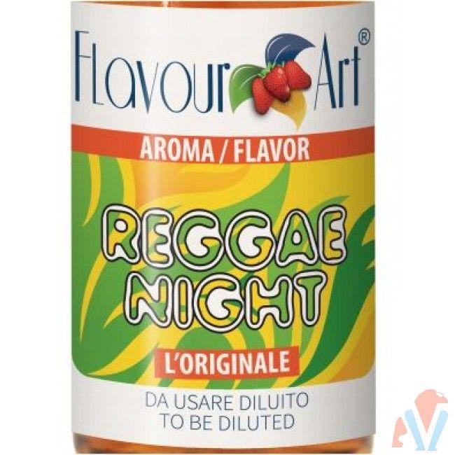 FlavourArt - Reggae Night