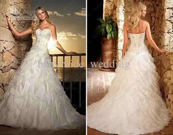 Ella Enchanted Wedding Dress at Exclusive Wedding Decoration and ...