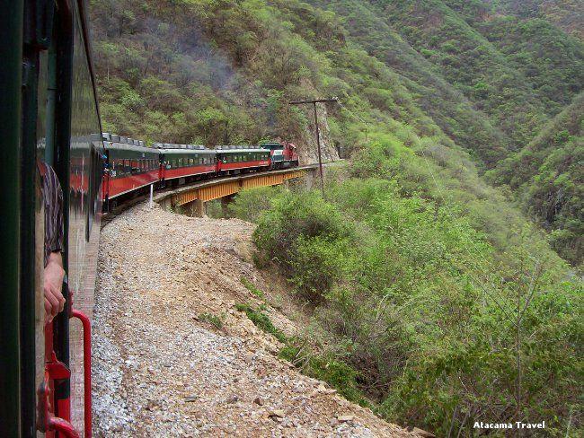 Mexico Ferrocarril - Baja California, Atacama Travel, atacama@atacama.it