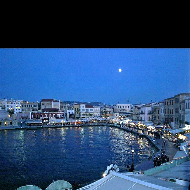 Someday in Chania, Crete, Greece