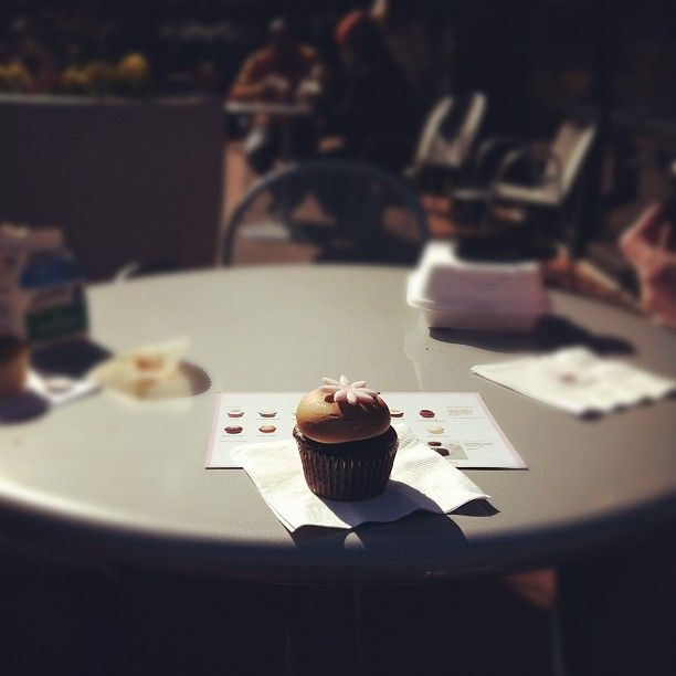 S'mores Cupcake from Kara's Cupcakes in Ghiradelli Square