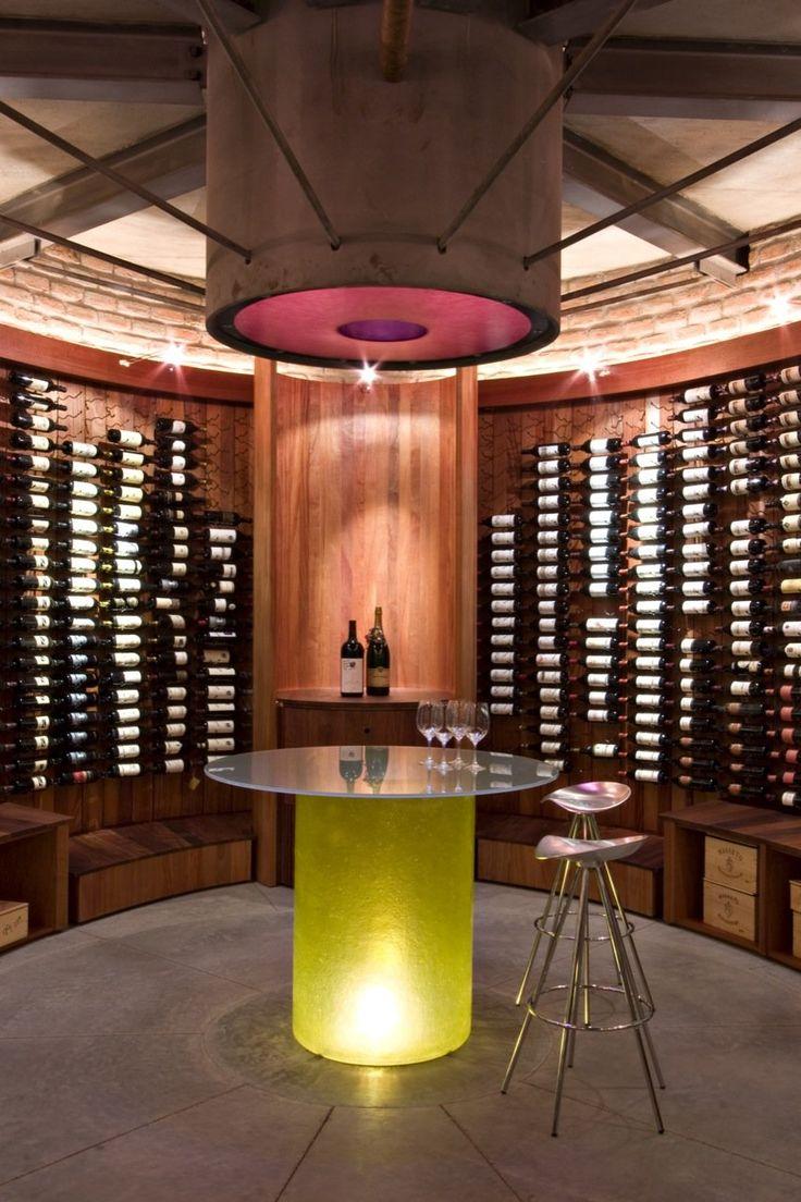Thurston Wine House by Jones Studio